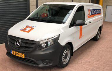 Verlengde Vito (L3) toegevoegd aan wagenpark - Werken bij Romijnders