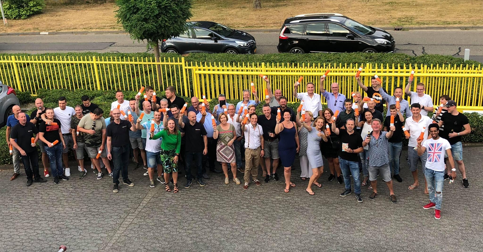 Romijders sponsort deel van sportabonnement - Werken bij Romijnders