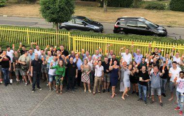 Zomerborrel 6 juli 2018 - Werken bij Romijnders