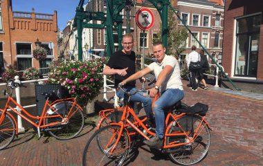 Op stap naar Leiden - Werken bij Romijnders